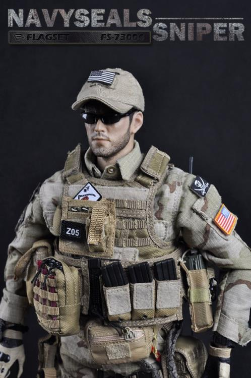 1 6 Scale Navy Seals Sniper