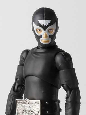 Kamen Rider S.H.Figuarts Shocker Combatman (Black) Exclusive