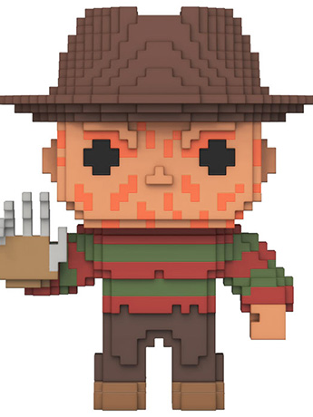 8-Bit Pop! Horror: Nightmare on Elm Street - Freddy Krueger