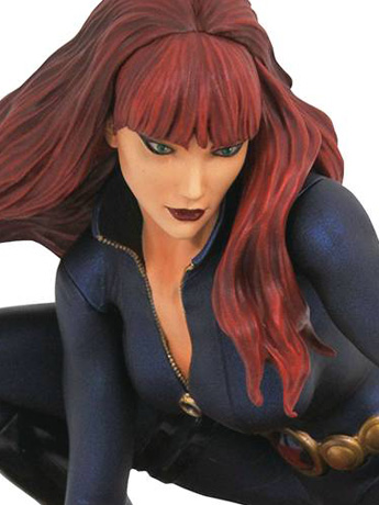 Marvel Black Widow Gallery Statue