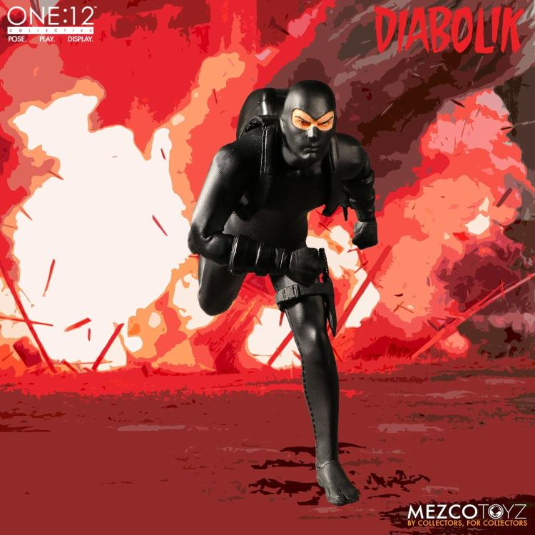 Diabolik One:12 Collective Diabolik