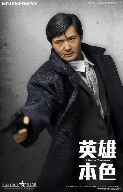 A Better Tomorrow Real Masterpiece Mark Lee 1/6 Scale Figure