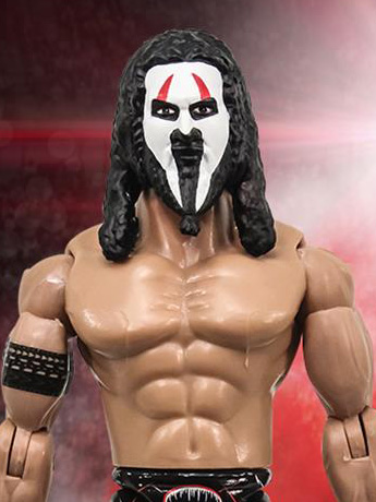 "Rising Stars of Wrestling Tama Tonga 6"" Action Figure"
