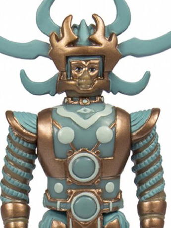 Heavy Metal ReAction Lord of Light (Metallic Variant) Figure