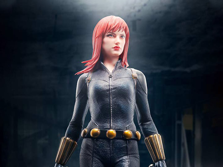 Картинки по запросу ArtFX Premier 1/10 Scale Statues - Marvel - Black Widow
