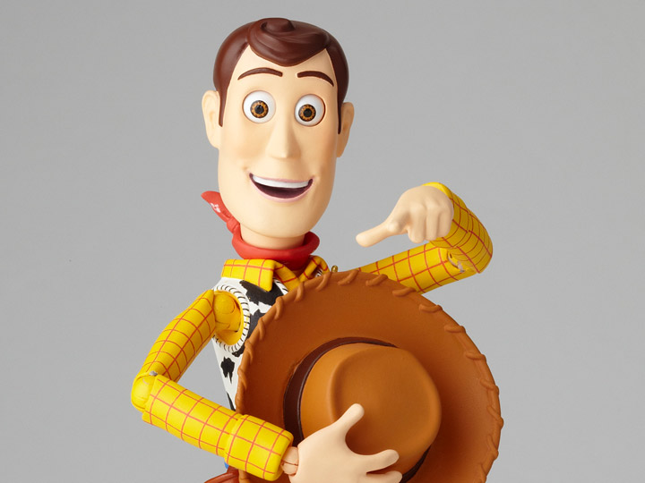 Toy Story Legacy Of Revoltech Lr 045 Woody