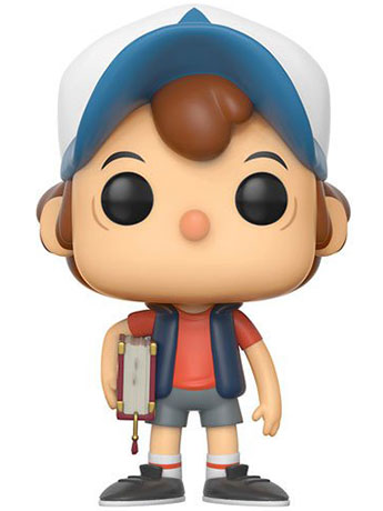 Pop! Animation: Gravity Falls - Dipper Pines