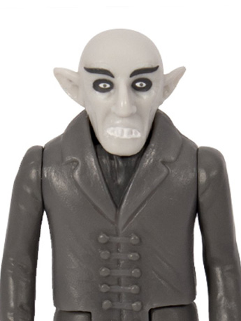 Nosferatu Count Orlok (Grayscale) ReAction Figure