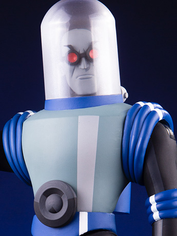 Batman: The Animated Series Mr. Freeze 1/6 Scale Figure