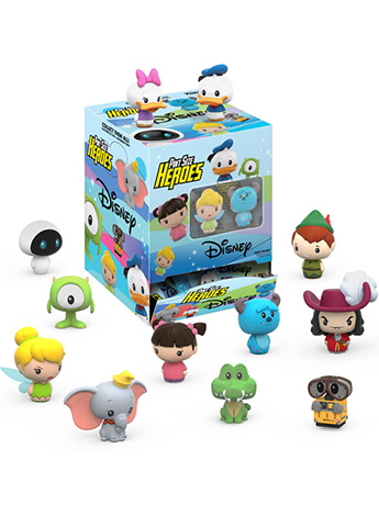 Disney Pint Size Heroes Series 2 Box of 24 Figures