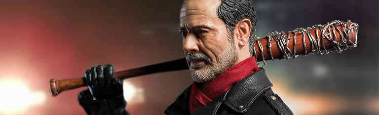 The Walking Dead Negan 1/6 Scale Figure
