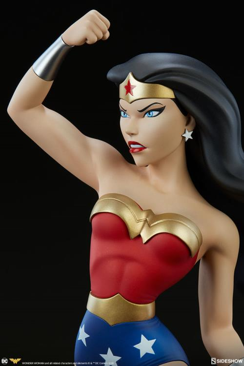 Justice League: The Animated Series Wonder Woman Statue