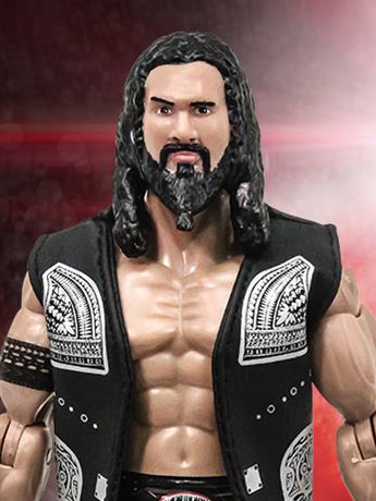 "Rising Stars of Wrestling Tama Tonga (No Paint Variant) 6"" Action Figure"