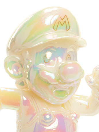 "World of Nintendo 2.50"" Star Power Mario Limited Articulation Figure"