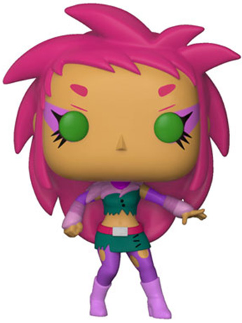 Pop! TV: Teen Titans Go! (The Night Begins to Shine) - Starfire