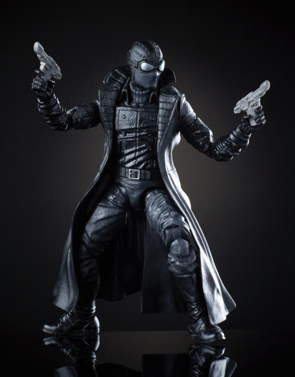 Spider man marvel legends spider man noir marvel 39 s lizard - Best spider man noir comics ...