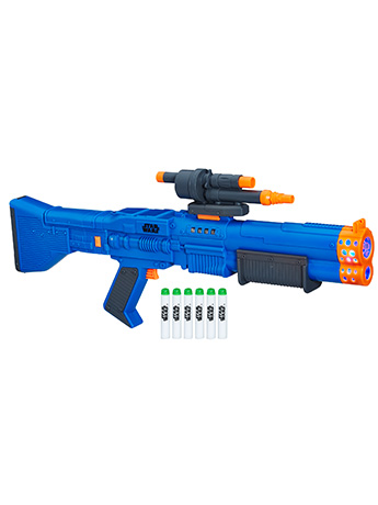 If you have already seen my imgur post on the Nerf sub-reddit, then most of  this will be review. That said, I will be going over the mods I've done, ...