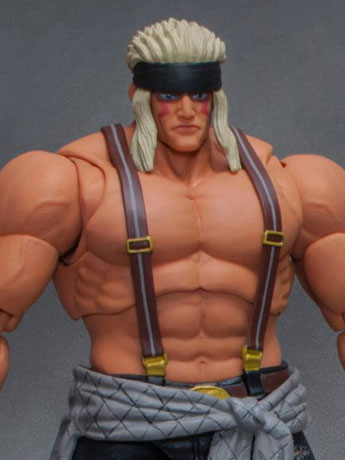 Street Fighter V Alex (Special Edition) 1/12 Scale SDCC 2018 Exclusive Action Figure