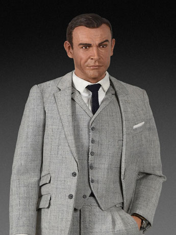 Goldfinger James Bond 1/6 Scale Figure