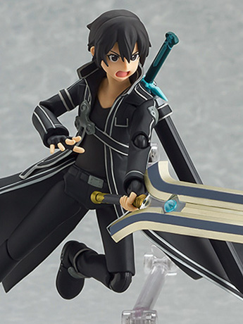 Sword Art Online figma No.354 Kirito (Ordinal Scale)