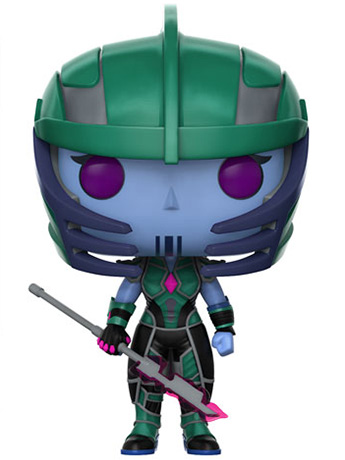 Pop! Games: Guardians of the Galaxy: The Telltale Series - Hala The Accuser
