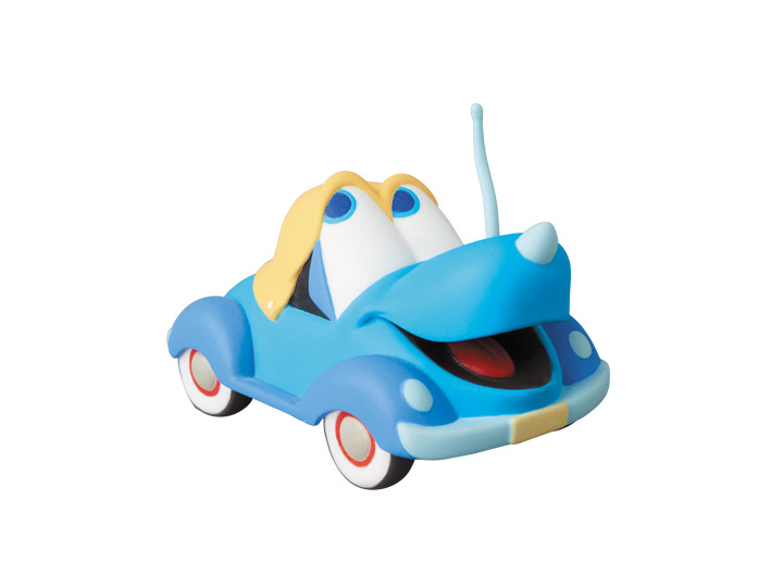 Susie the Little Blue Coupe Ultra Detail Figure No.484 Susie