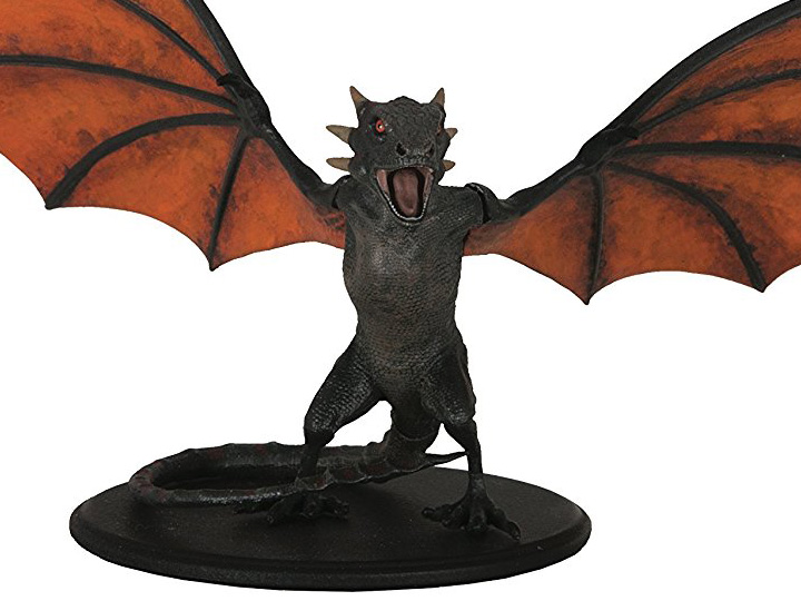 Game of Thrones Mini Dragon Statue - Drogon Europe Edition