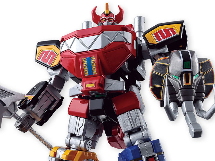 megazord model kit mighty morphin power rangers megazord. Black Bedroom Furniture Sets. Home Design Ideas