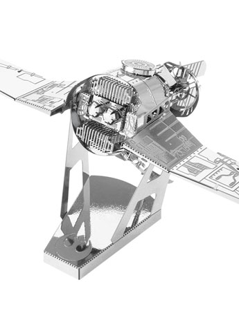 Star Wars Metal Earth Resistance Ski Speeder (The Last Jedi) Model Kit