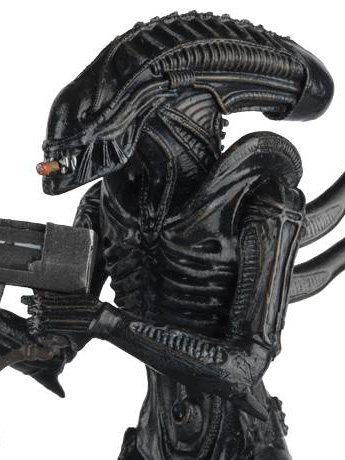 Alien & Predator Figurine Collection #43 Jeri The Synthetic