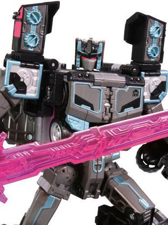 Transformers Legends LG-EX Black Convoy Tokyo Toy Show 2017 Exclusive