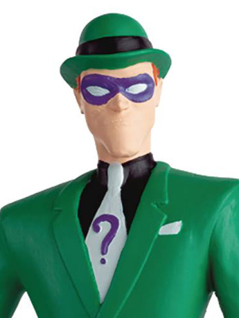 Batman: The Animated Series Figurine Collection Series 2 #3 The Riddler