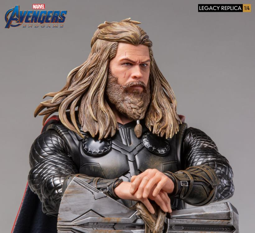 Avengers: Endgame Legacy Replica Thor 1/4 Scale Limited Edition Statue