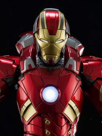 Iron Man 3 DFS045 Iron Man Mark XI 1/9 Scale Figure