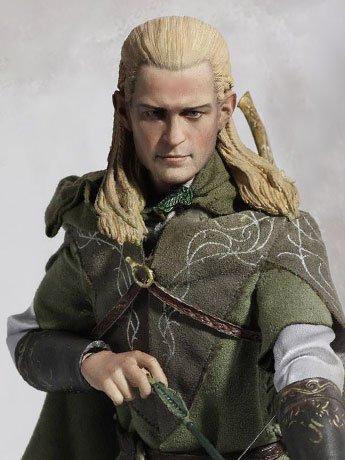Lord of the Rings Legolas 1/6 Scale Figure (Luxury Edition)