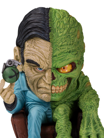 DC Artist Alley Two-Face Limited Edition Figure (James Groman)