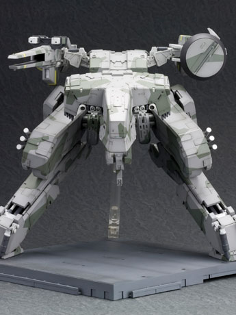 1/100 Scale Metal Gear Rex Model Kit (Reproduction)