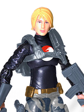 G.I. Joe Vorona Subscription Figure 6.0