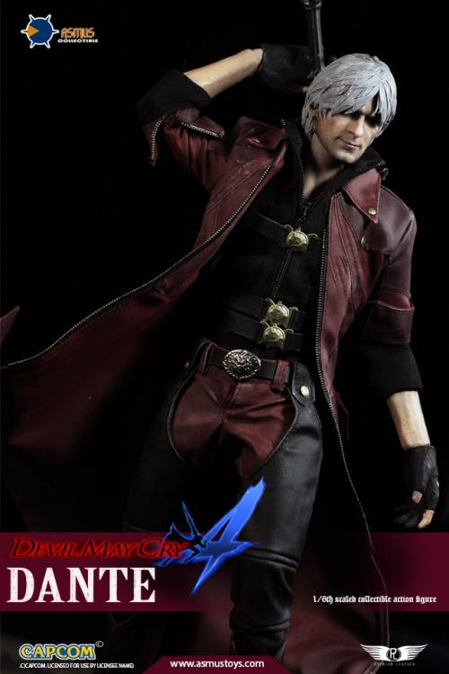 Devil May Cry Dante (Luxury Edition) 1/6 Scale Figure