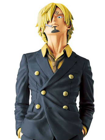 One Piece Memory Figure Sanji