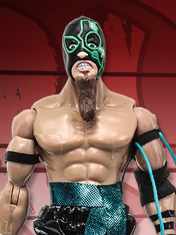 "Ring of Honor Delirious 6"" Action Figure"