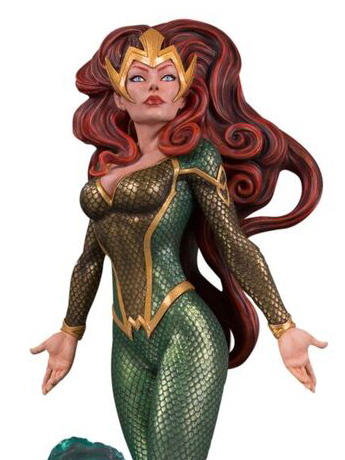 Cover Girls of the DC Universe Mera Statue (Joelle Jones)