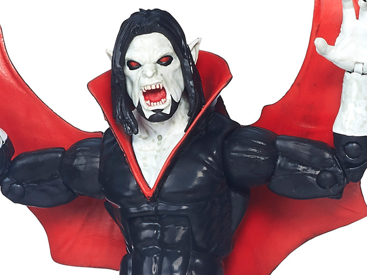 Spider-Man Marvel Legends Villains of the Night Morbius
