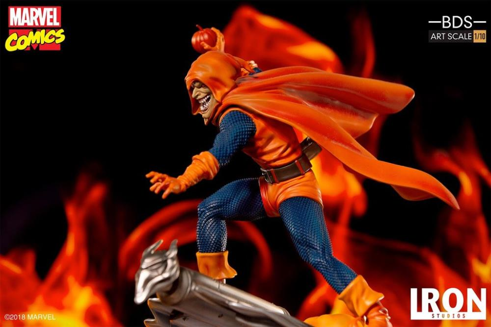 Marvel Comics Battle Diorama Series Hobgoblin 1/10 Art Scale Limited Edition Statue
