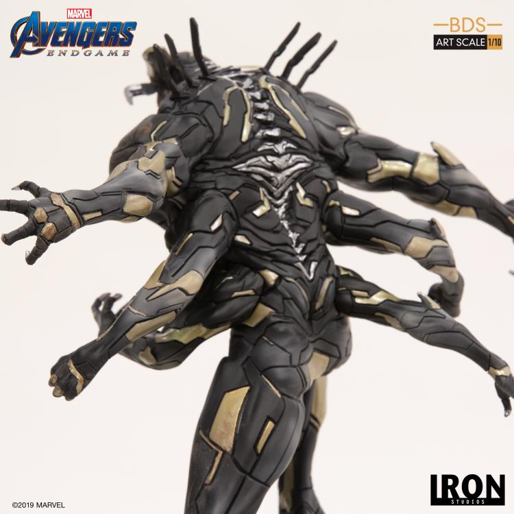 Avengers: Endgame Battle Diorama Series General Outrider 1/10 Art Scale Limited Edition Statue