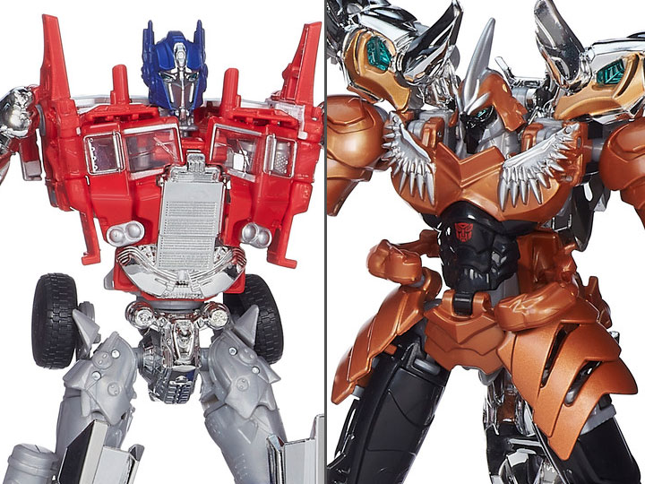 Transformers: Age of Extinction Voyager Optimus Prime ...