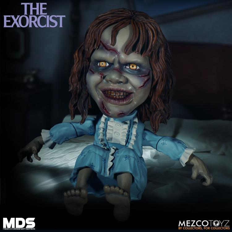 The Exorcist Mezco Designer Series Regan