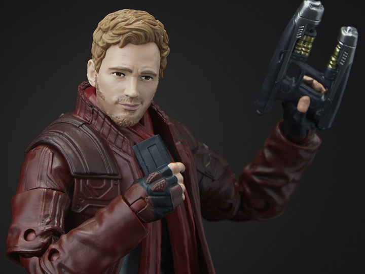 66a241b1f Product Image Product Image: Guardians of the Galaxy Vol. 2 Marvel Legends  Star-Lord (Mantis BAF)