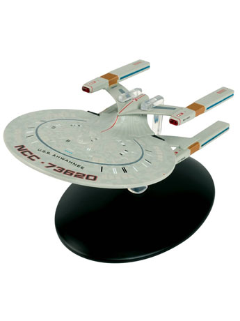 Star Trek Starships Collection - #108 USS Awahnee Cheyenne Class