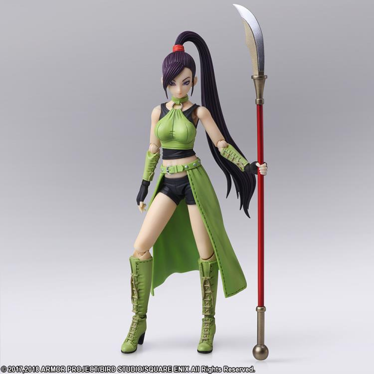 Dragon Quest XI Bring Arts Jade
